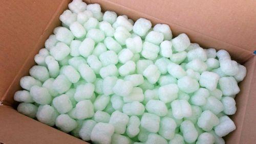 Kompostierbare Verpackungs-Chips