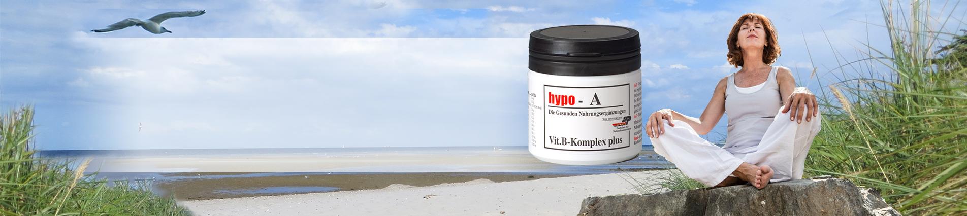 Vitamin B-Komplex für Ihr hormonolles Gleichgewicht